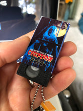Load image into Gallery viewer, Creepshow VHS Keychain