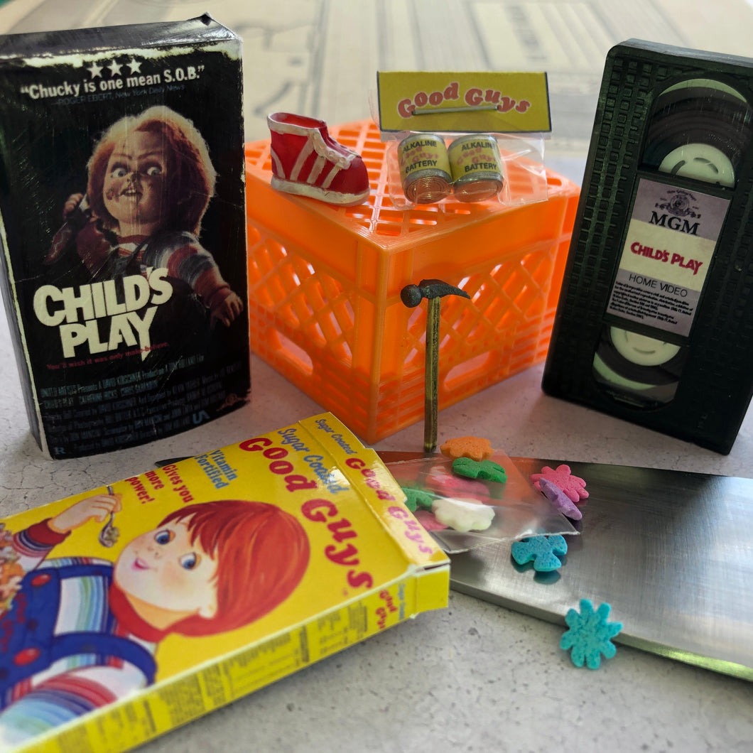 Child's Play Movie Crate