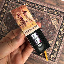 Load image into Gallery viewer, The Big Lebowski VHS Keychain