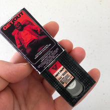Load image into Gallery viewer, Get Out VHS Keychain