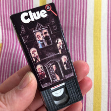 Load image into Gallery viewer, Clue VHS Keychain