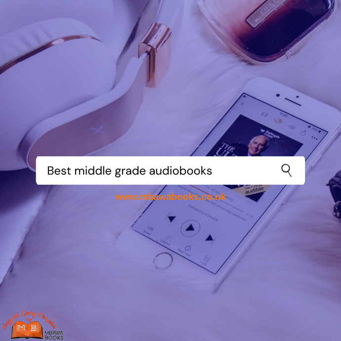 Great Middle Grade Audiobooks