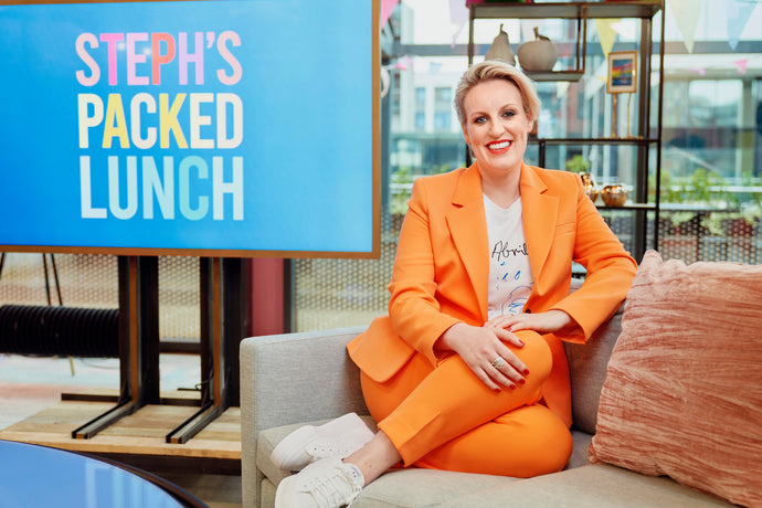 Our Feature on Channel 4's Steph's Packed Lunch!