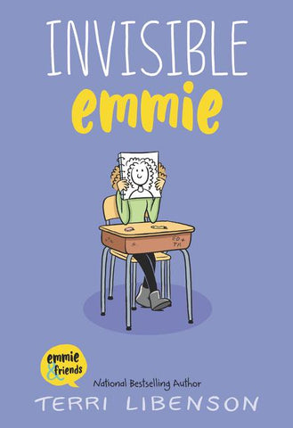 Invisible Emmie book cover