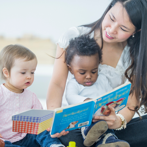 Start Reading To Children Young