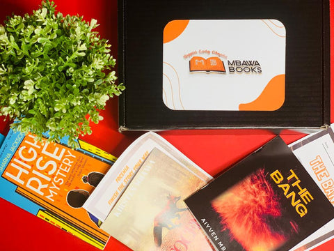 Happier Every Chapter Subscription Box