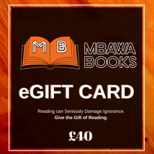 Load image into Gallery viewer, Mbawa Books eGift Card