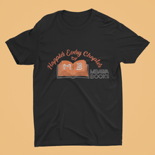 Load image into Gallery viewer, Happier Every Chapter T-Shirt
