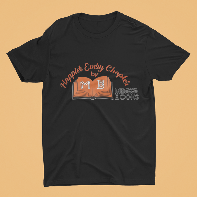Happier Every Chapter T-Shirt
