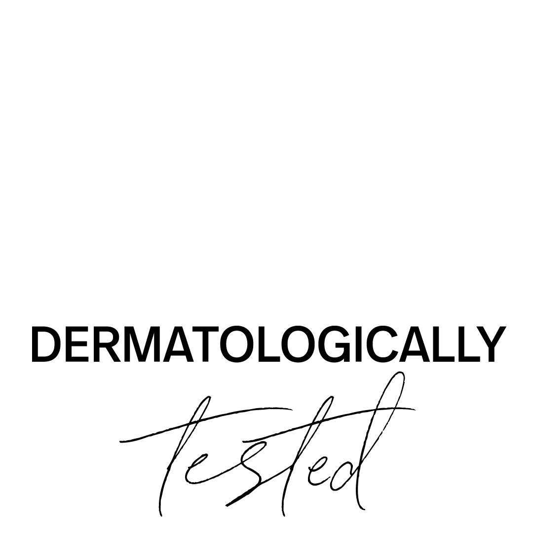 Dermatologically Tested logo - Business Bombshells