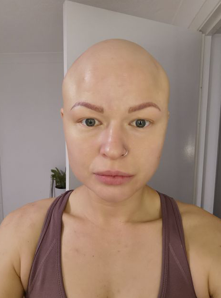 After using Beauty by BB