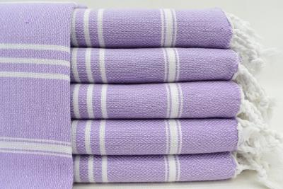 MONACO LILAC TURKISH TOWEL