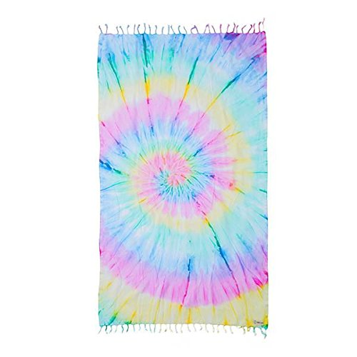 TIE DYE TURKISH TOWEL