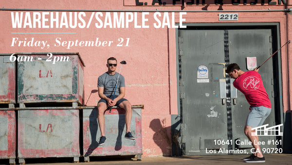 Warehaus / Sample Sale