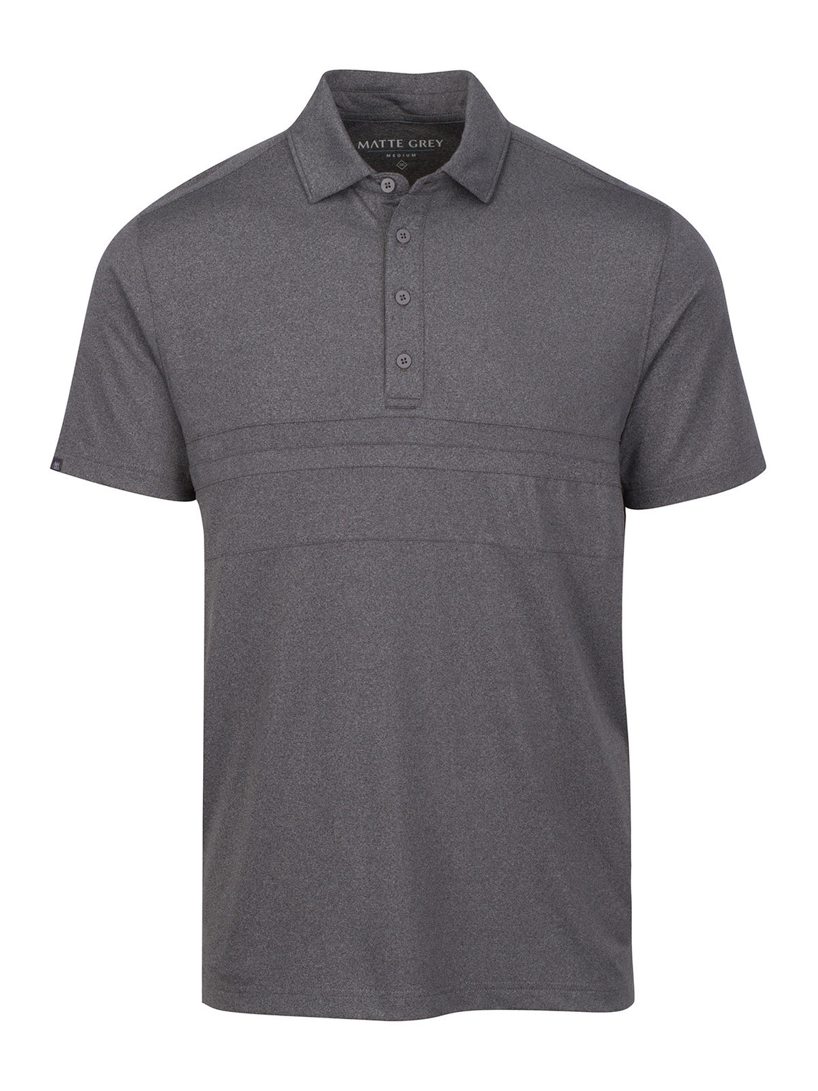 Anders - Charcoal Heather
