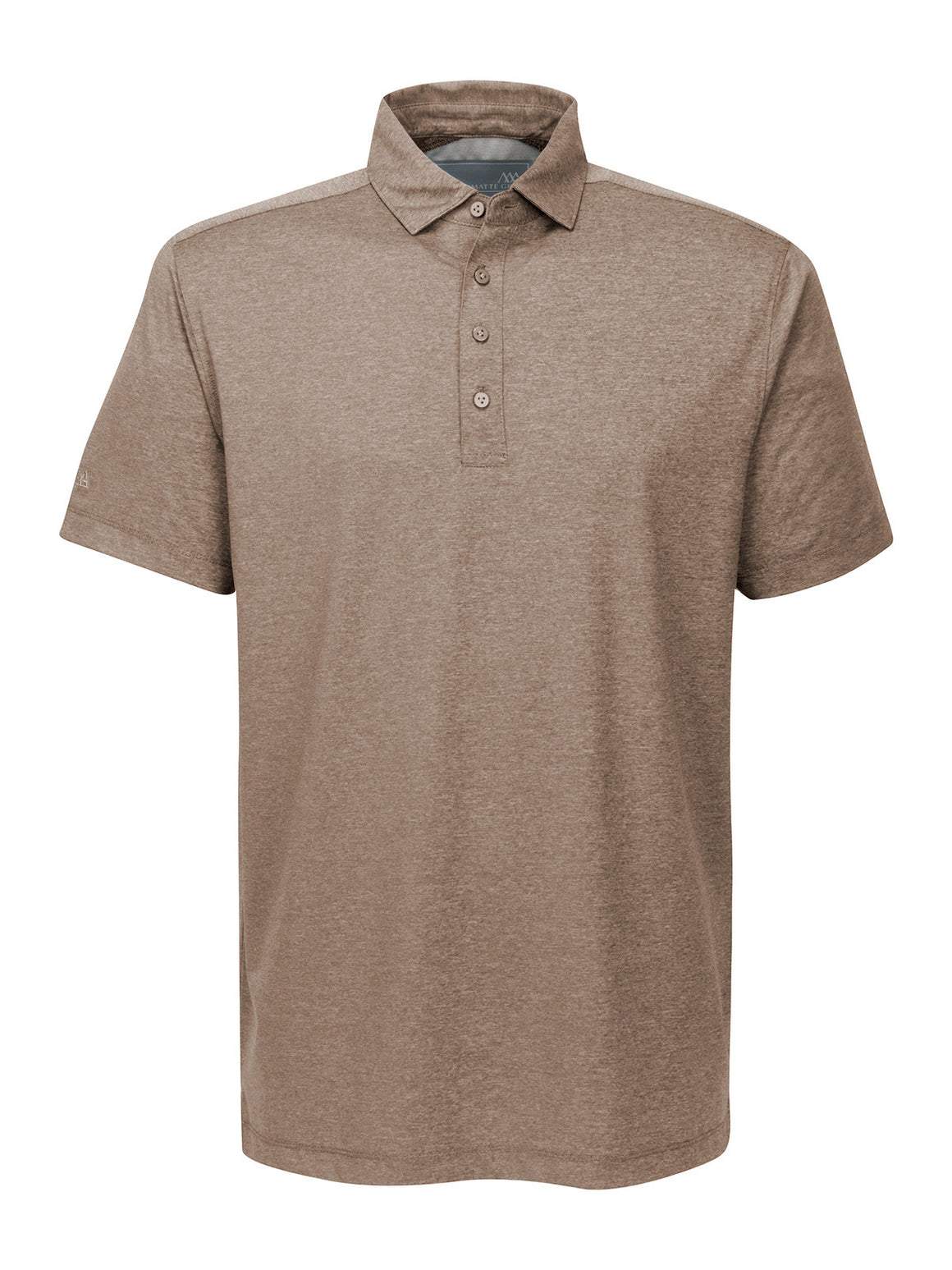 Captain - Dark Taupe Heather (Vista Blue)