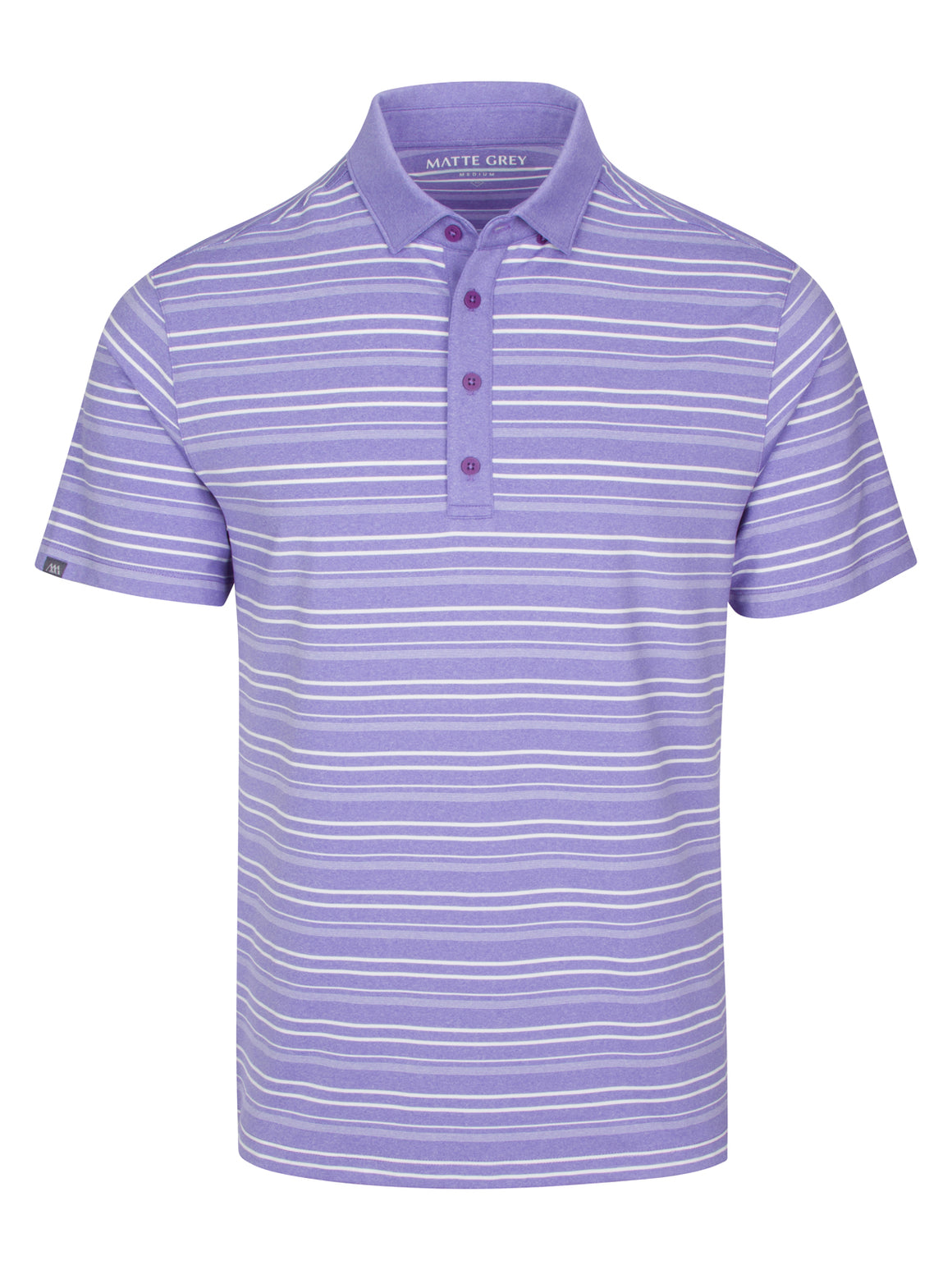 Coop - Amethyst Heather (White)