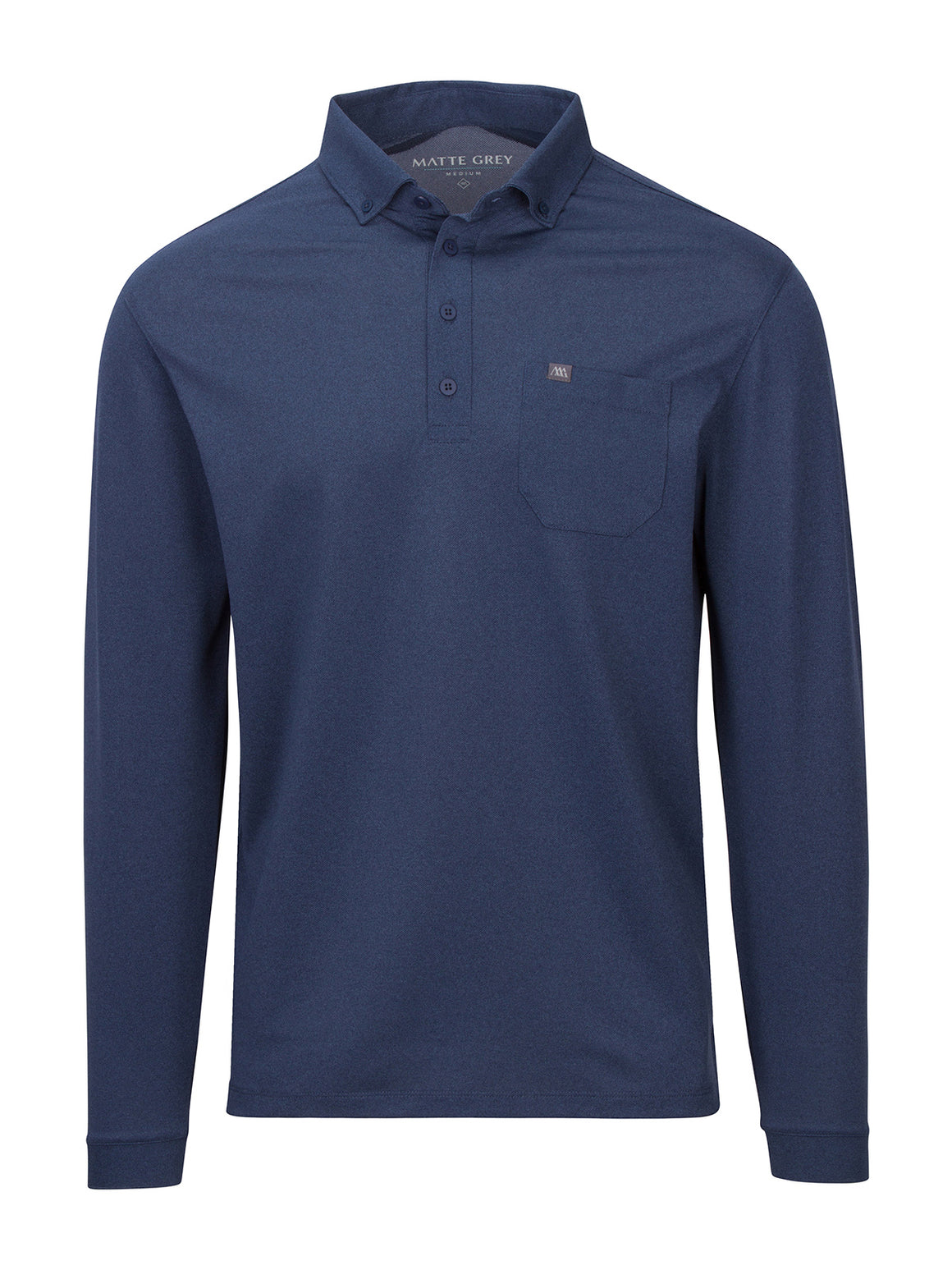 Sarge Formal Long Sleeve - Oyster