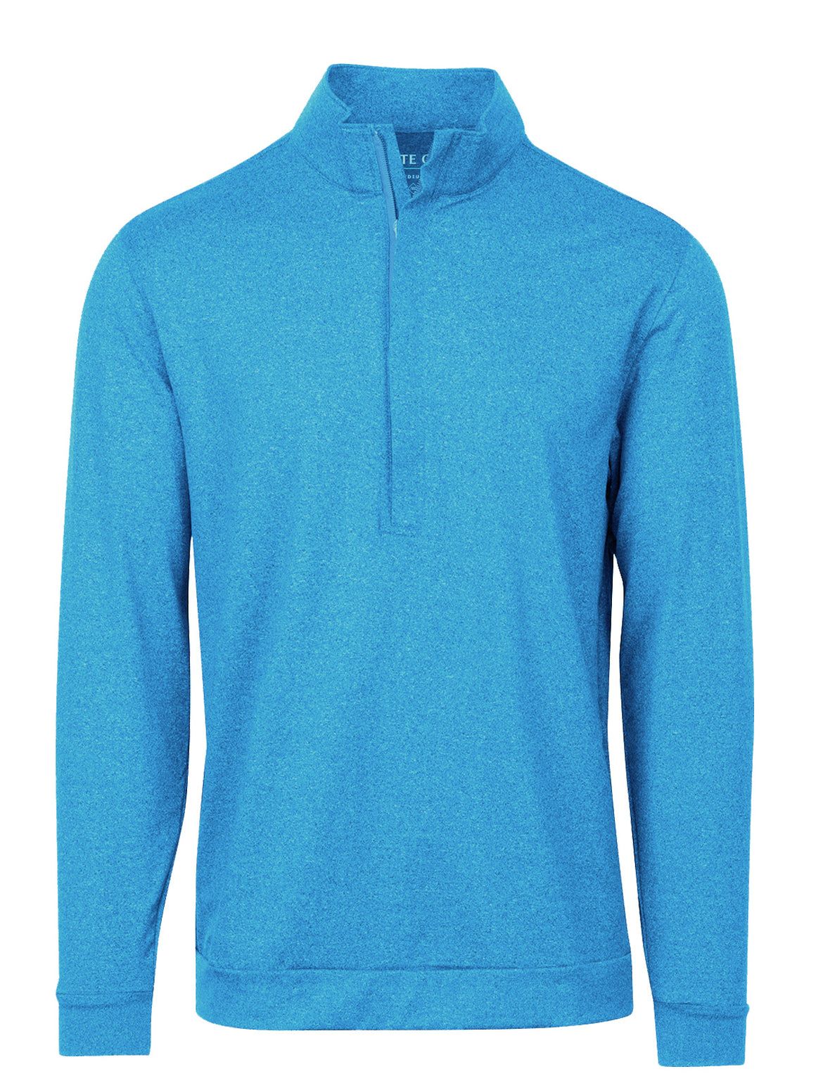 Hightower Half Zip - Coastal Blue Heather