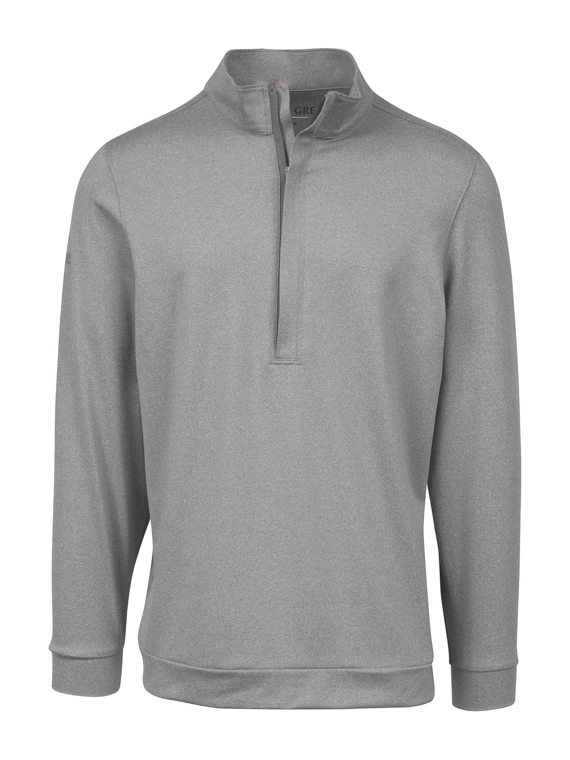 Hightower Half Zip - Wolf Heather