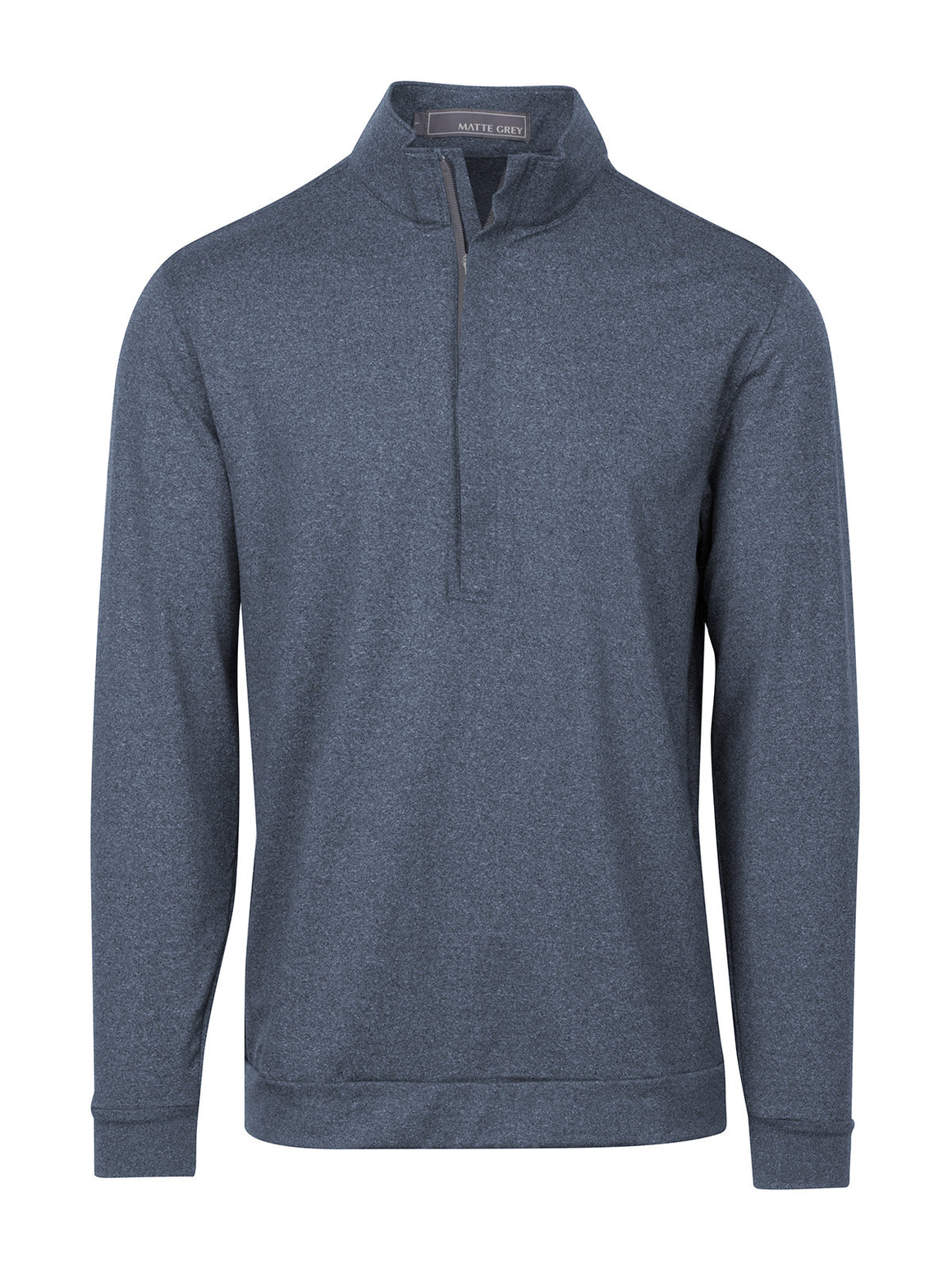 Hightower Half Zip - Navy Hea