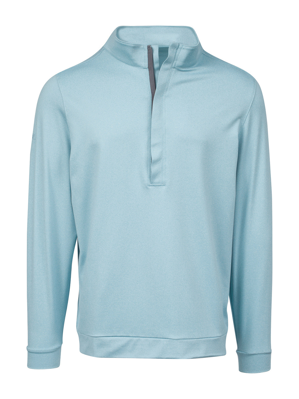 Hightower Half Zip - Ice Blue Heather