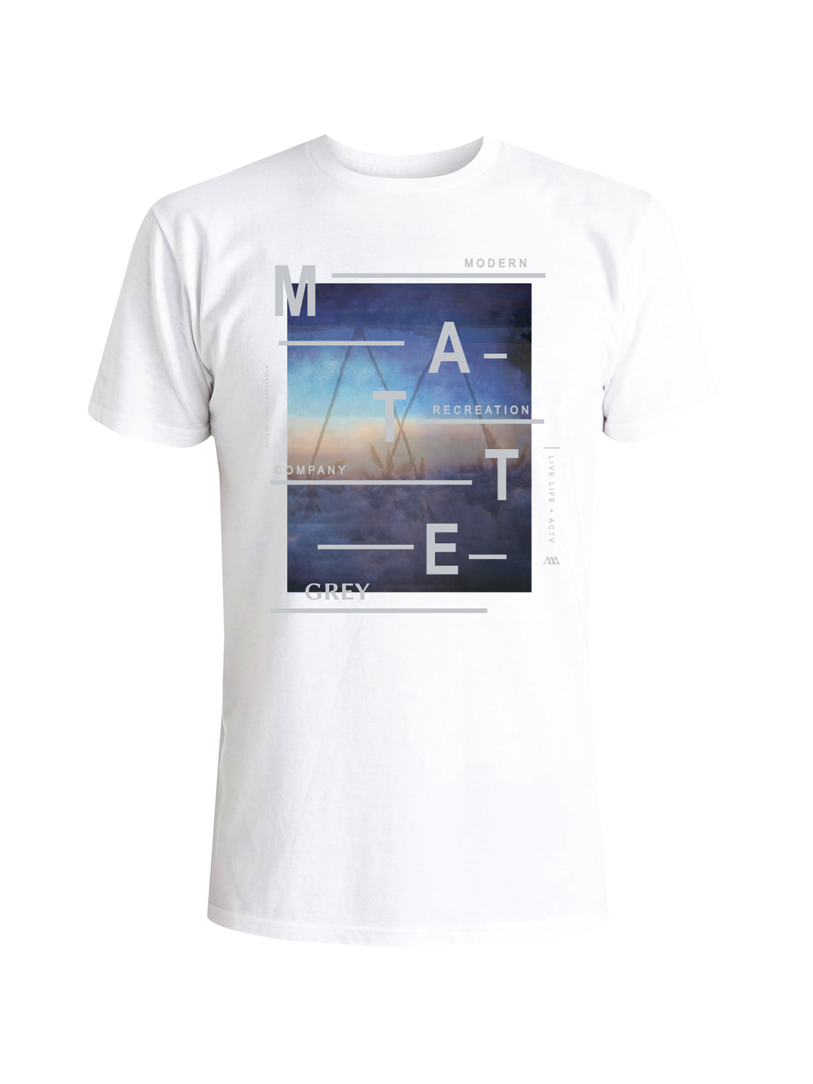 Wailea Tee Shirt - White