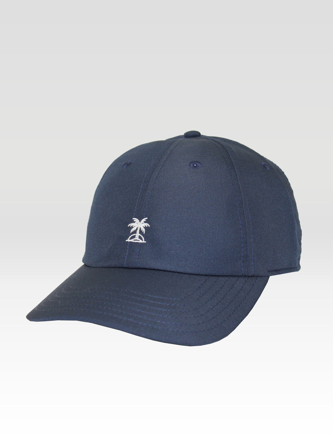 Westside Golf Low Pro - Navy (White)