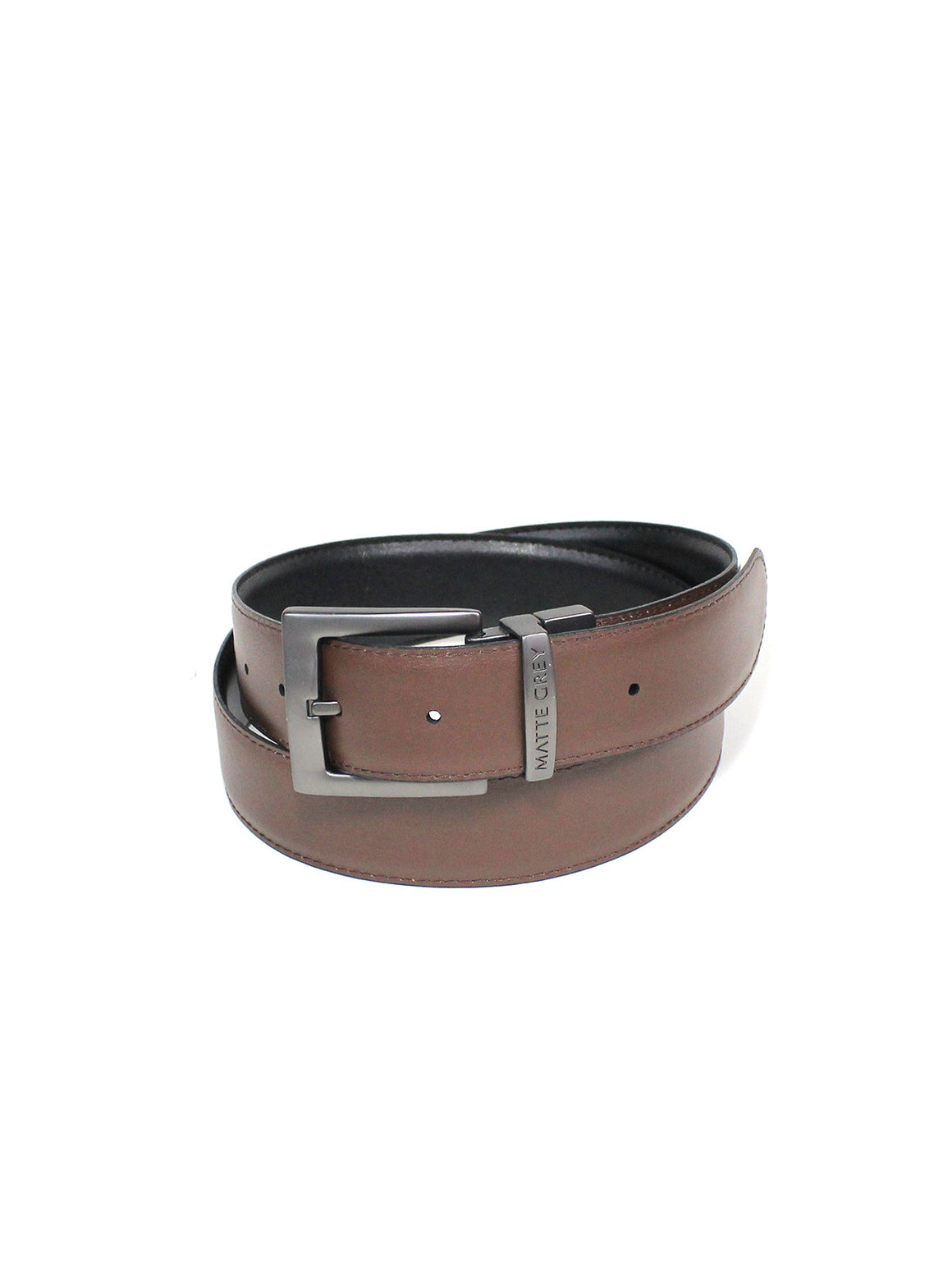 Reversible Belt - Black / Brown