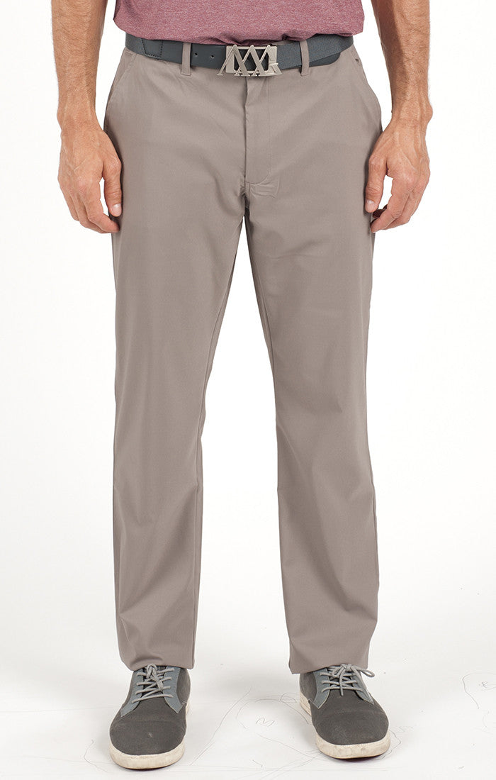 Badge Pant - Dark Taupe