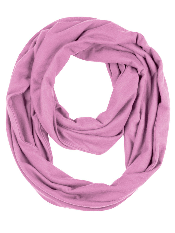 Heather Grey Women's Scarves