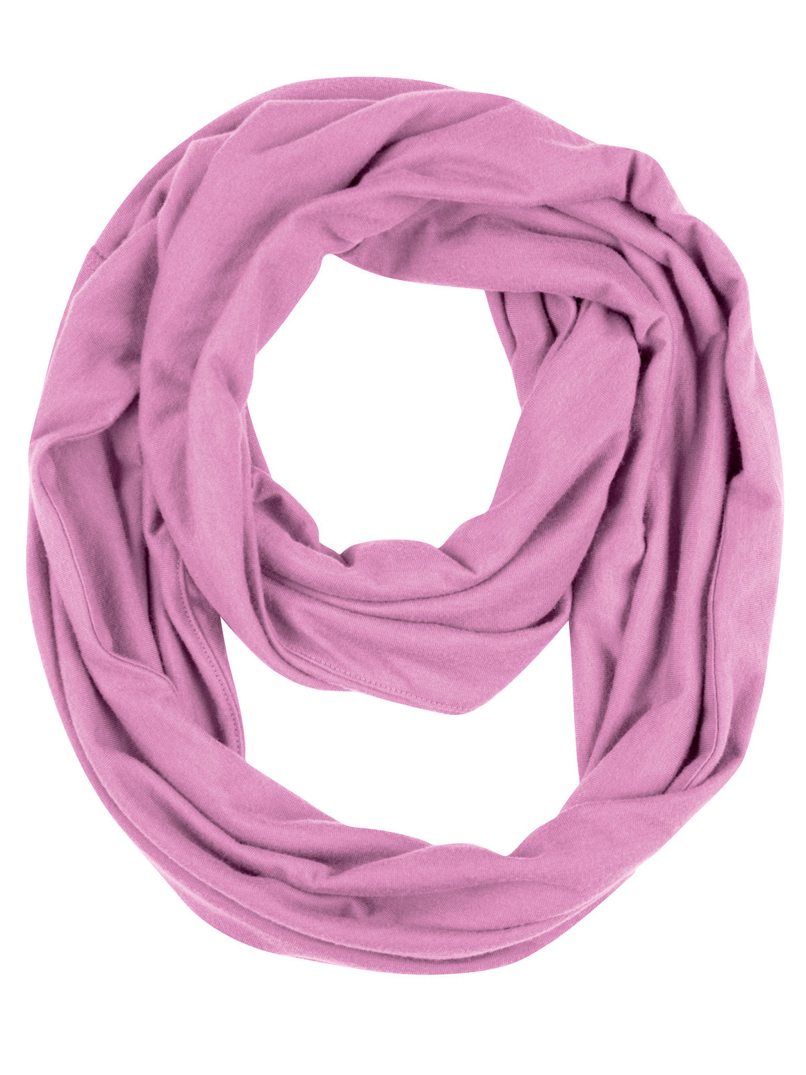 Infinity Scarf - Ice Pink