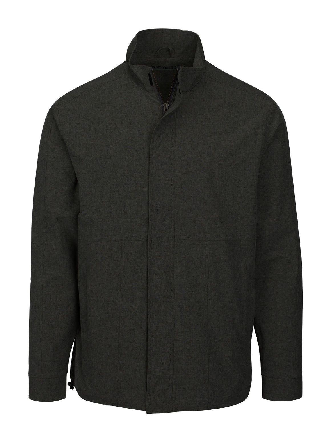Traveler Jacket - Black Heather