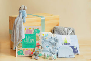The Superb Baby Box for Baby Boy