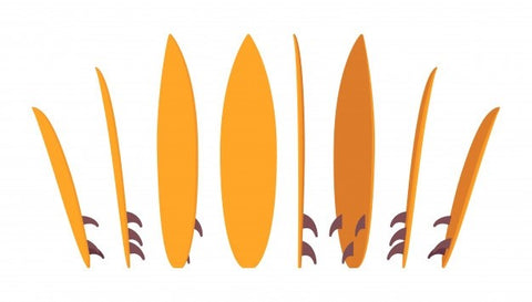 Choose the ultimate surfboard