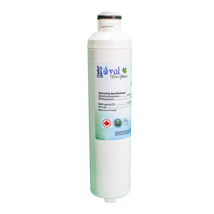 EcoAqua EFF-6027A Compatible CTO Refrigerator Water Filter - The Filters Club