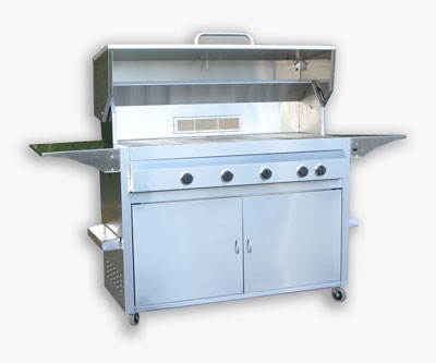 "36"" Barbecue EURO 36N/P"