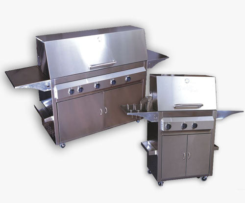 Iron Chef Barbecue Units