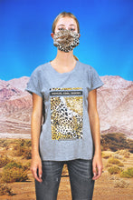 "Load image into Gallery viewer, Oversized Tee ""LEOS.AI"" - grey"