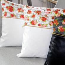Load image into Gallery viewer, RNF Pillow (cover) - White