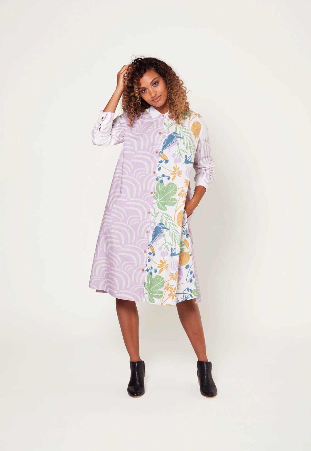Linley Shirt Dress