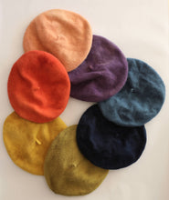 Load image into Gallery viewer, Naturally Dyed Beret