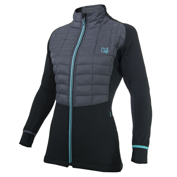Womens Insulated Hybrid Jacket