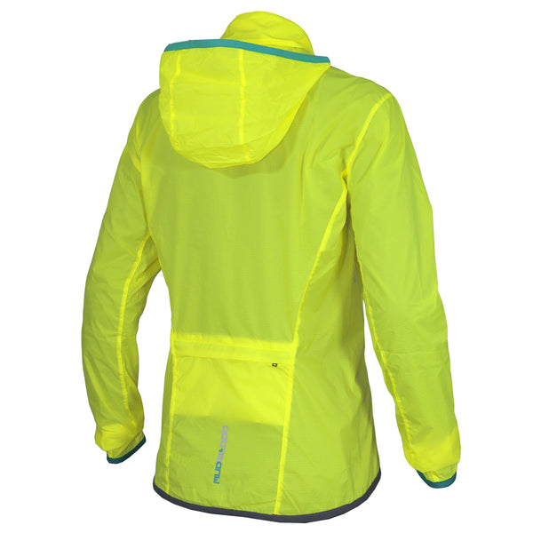 Womens Windproof Packaway Jacket