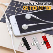 Load image into Gallery viewer, Music & Charging Splitted Adapter ( BUY 2 FREE 1, BUY 3 FREE 2 )