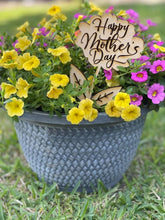 Load image into Gallery viewer, Mother's Day Floral Stake