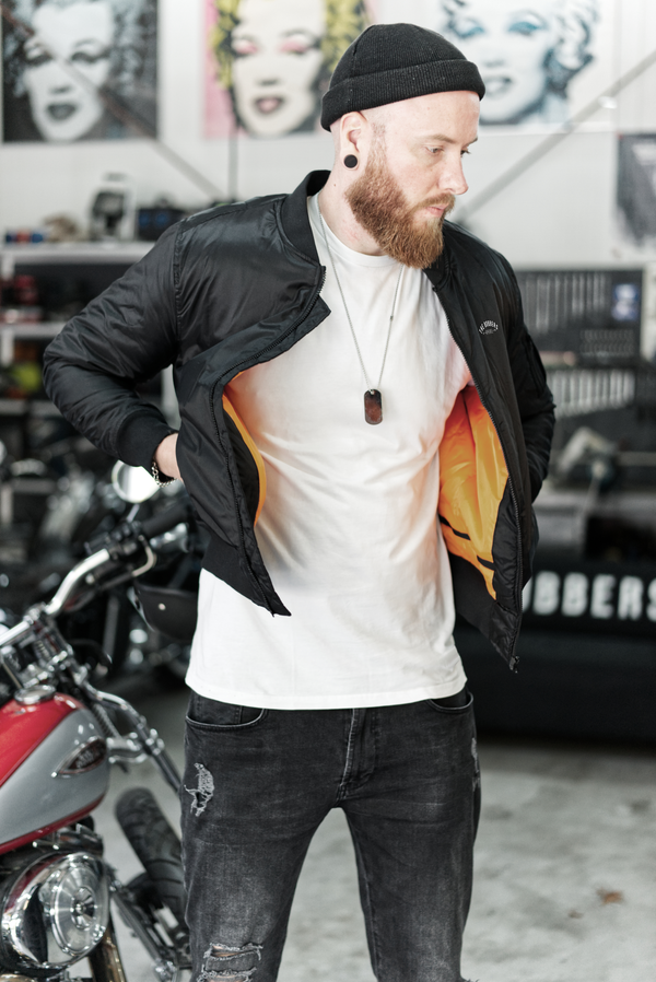 THE BOBBERS BomberJacke Basic