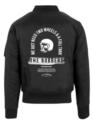 "THE BOBBERS BomberJacke ""NEED FULL TANK"" - The Bobbers GbR"