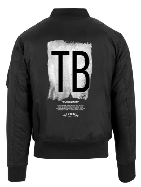 "THE BOBBERS BomberJacke ""TB BRUSH"" - The Bobbers GbR"