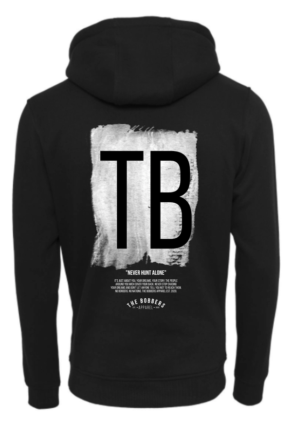 "THE BOBBERS Hoodie ""TB BRUSH"" - The Bobbers GbR"